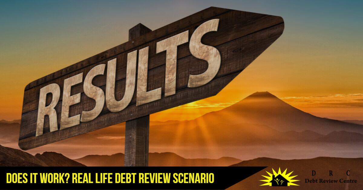 Real Life Debt Review Scenario