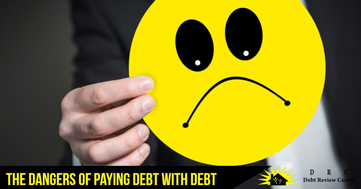 Dangers Of Paying Debt With Debt