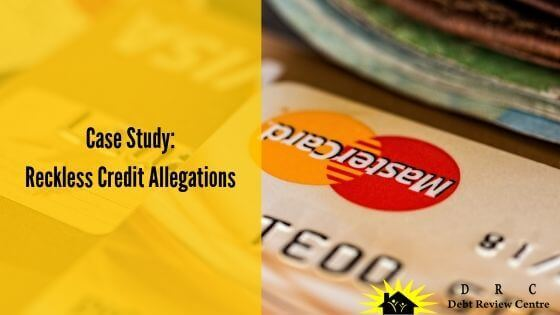 Reckless Credit Allegations