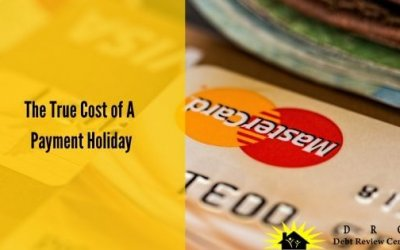 The True Cost of A Payment Holiday